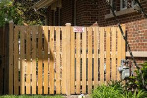 fence installed in schaumburg