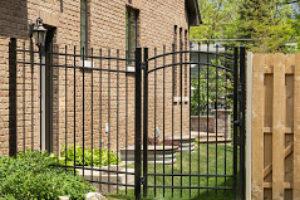 metal fence mount prospect