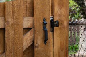Cedar fence installed Park Ridge